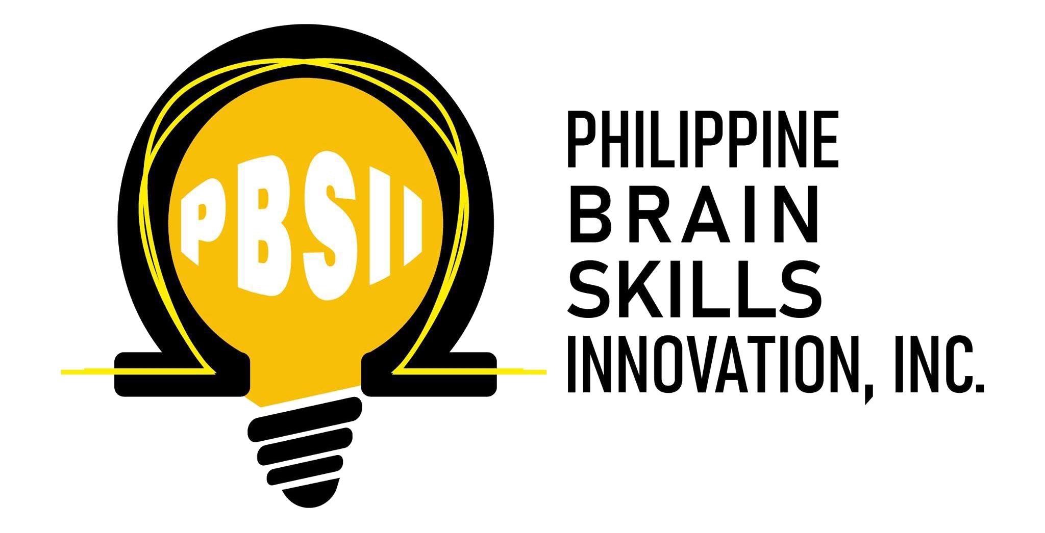 Philippine Brain Skills Innovation Group Inc. Logo